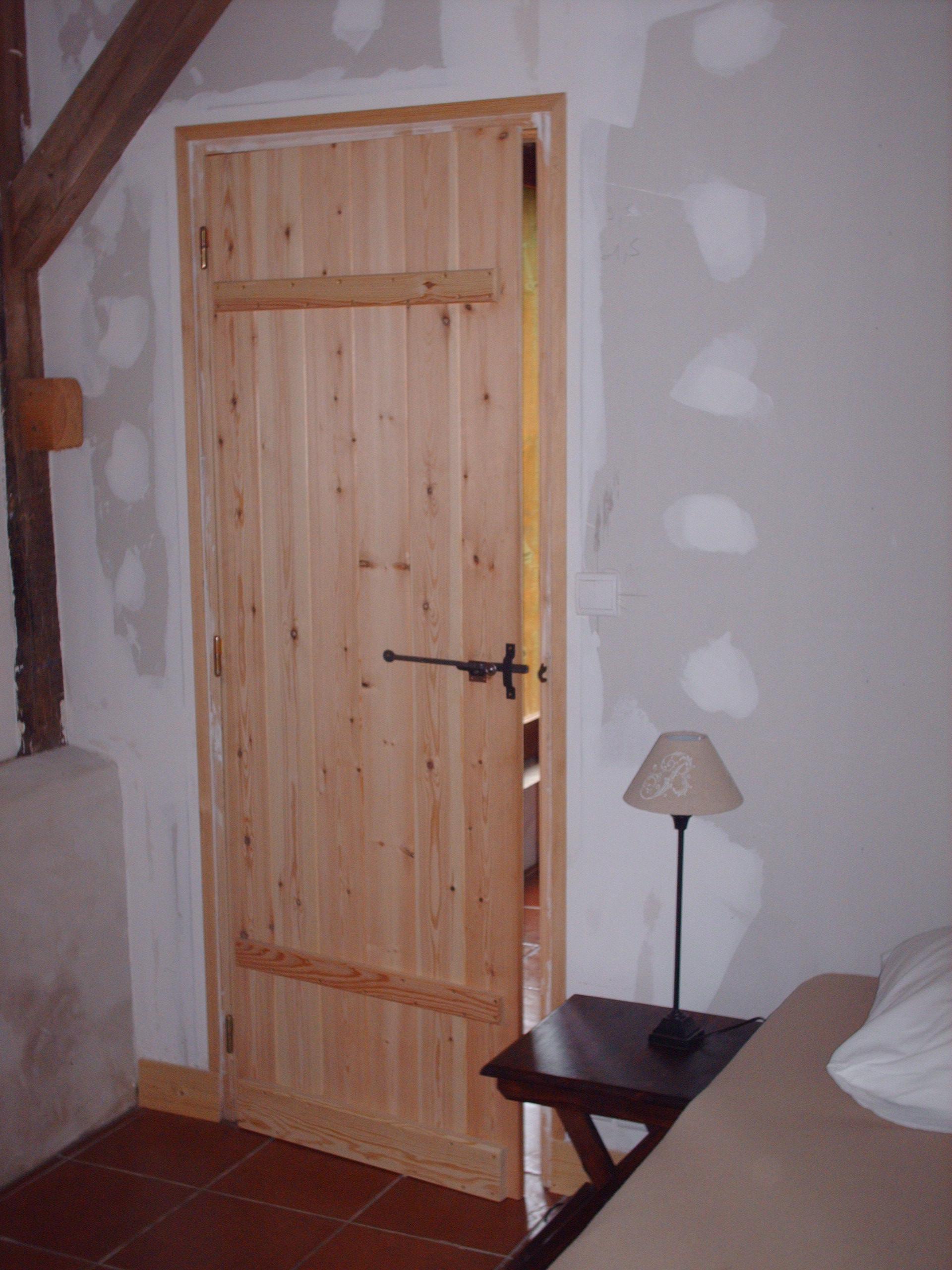 Bien connu Les portes intérieures – BIENVENUE A LA MENUISERIE LAURENÇON PP51